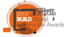 2019 Digital Construction Awards logo